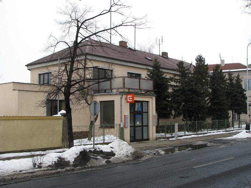 Sídlo firmy Hanzl elektro