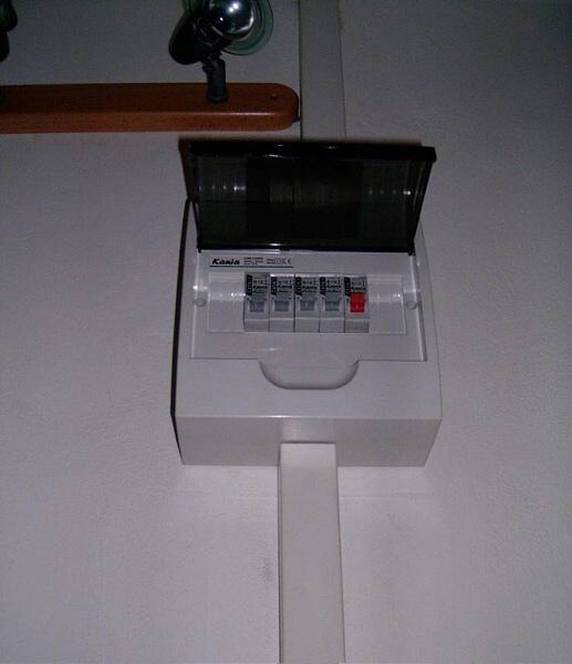 Hanzl Elektromontáže - služby pro domácnosti